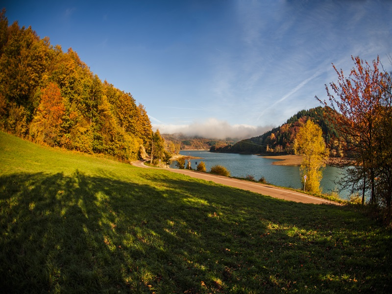 Parco dei Laghi di Suviana e Brasimone