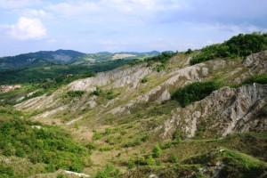 Calanchi trekking