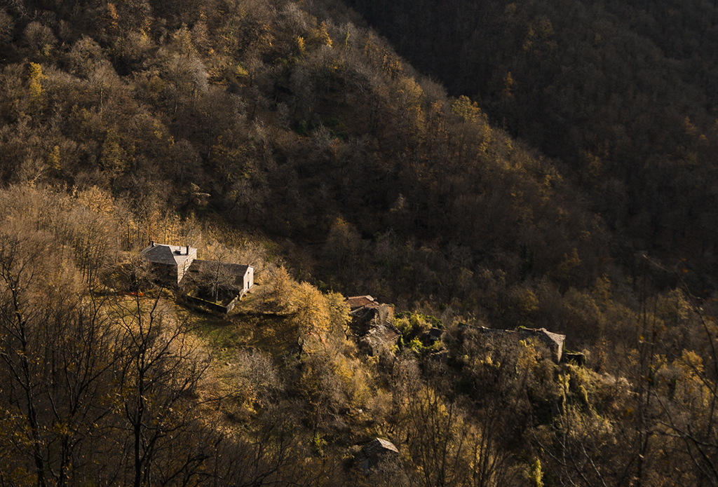 Borgo abbandonato