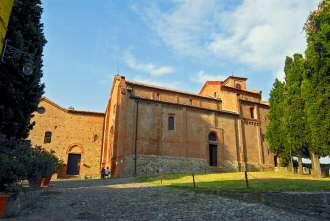 L'Abbazia di Santa Maria di Monteveglio