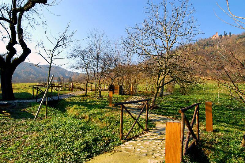 San Teodoro - Sentiero dei Sensi