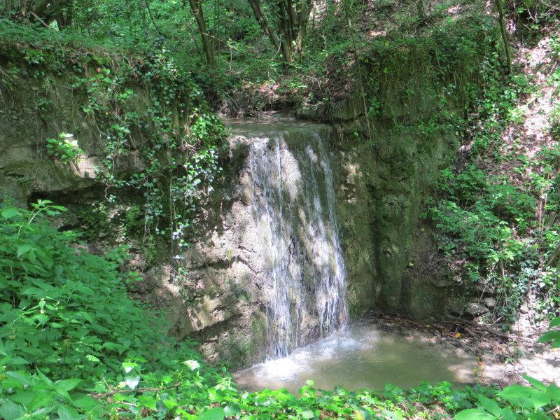 Rio Ramato Cascata