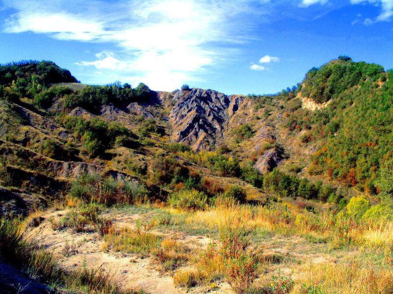 Testata di Valle del Rio Ramato