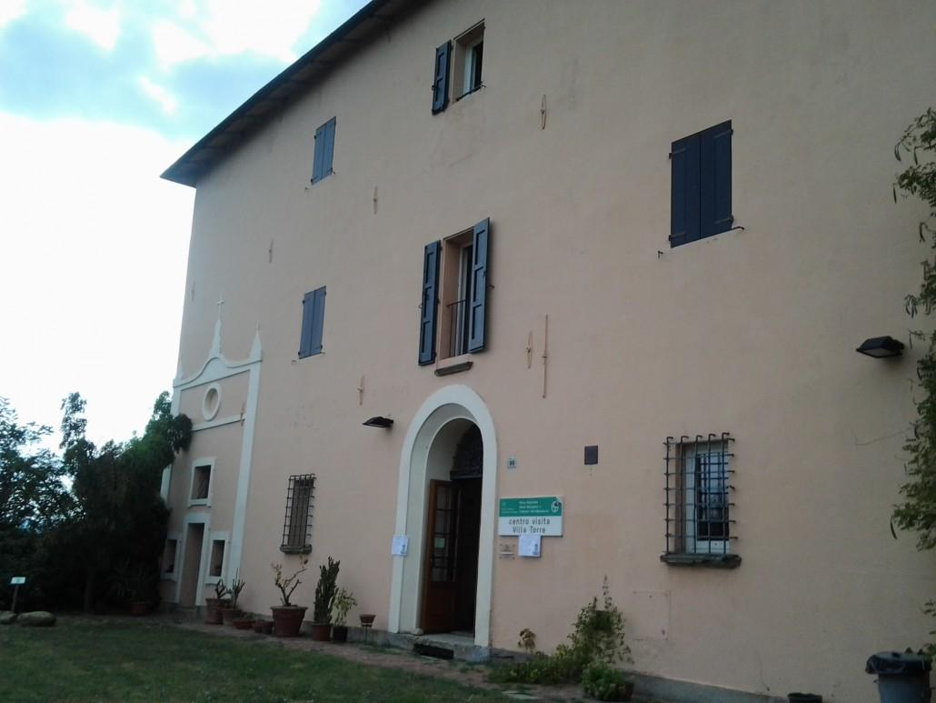 Centro visita Villa Torre