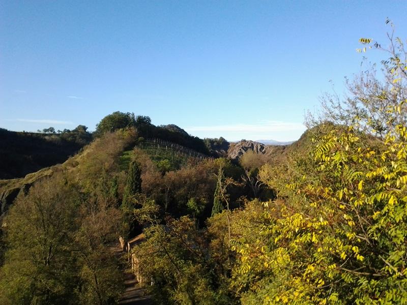 Corte D'Aibo and the Slopes of Mt. Morello
