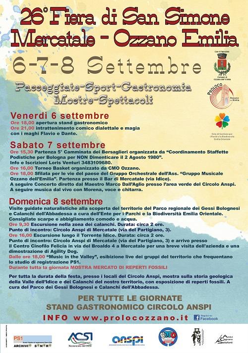 26^ Fiera di San Simone