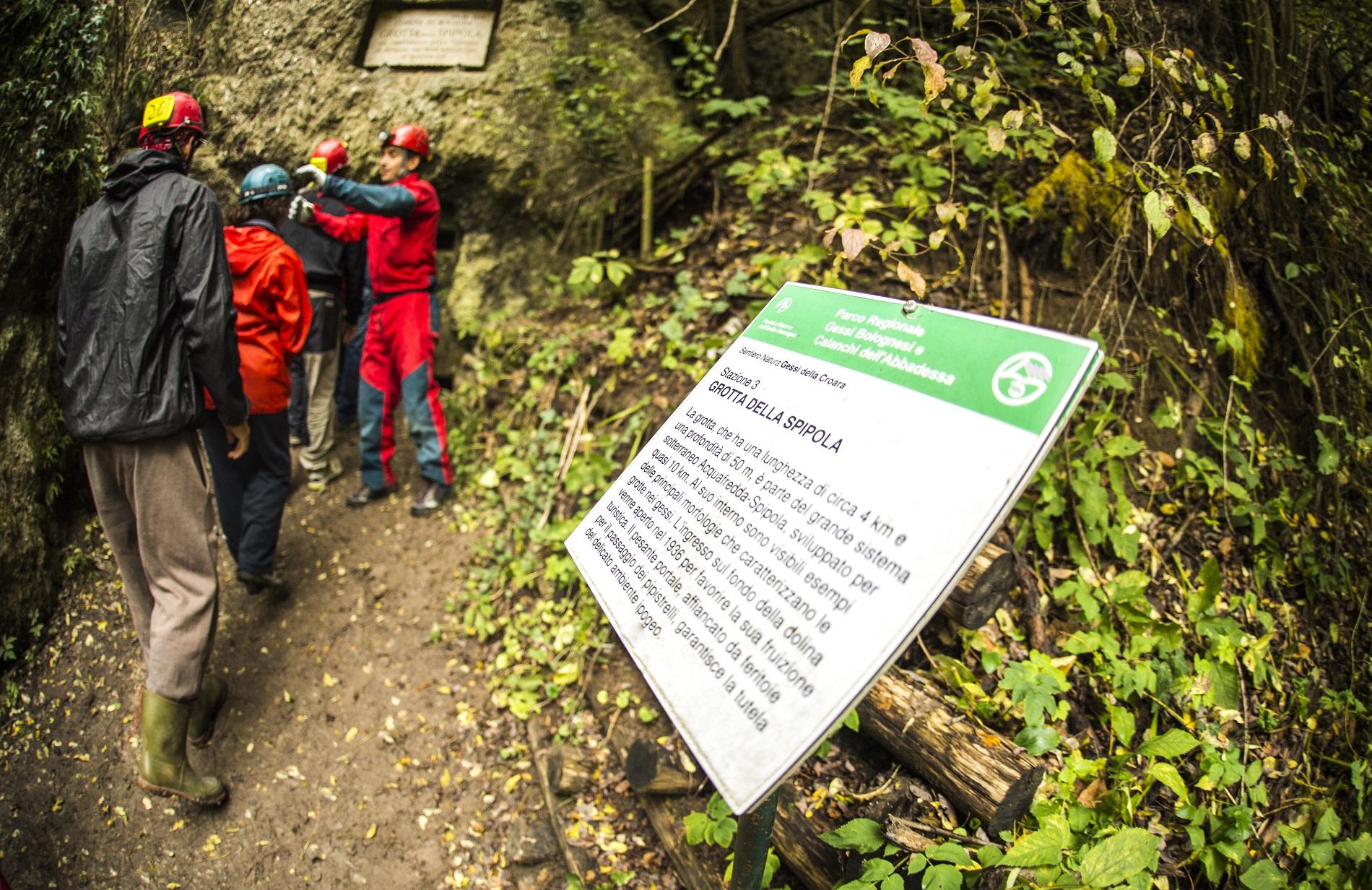 Grotta della Spipola