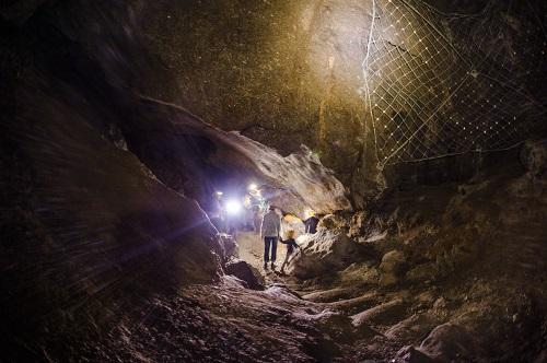 Visita speleologia alla grotta del Farneto